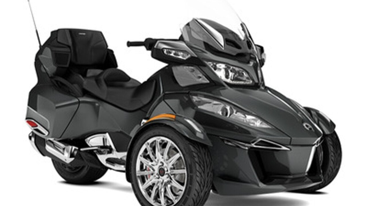 2018 Can-Am Spyder RT for sale 200533797