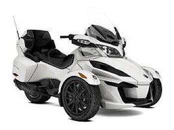 2018 Can-Am Spyder RT for sale 200534334