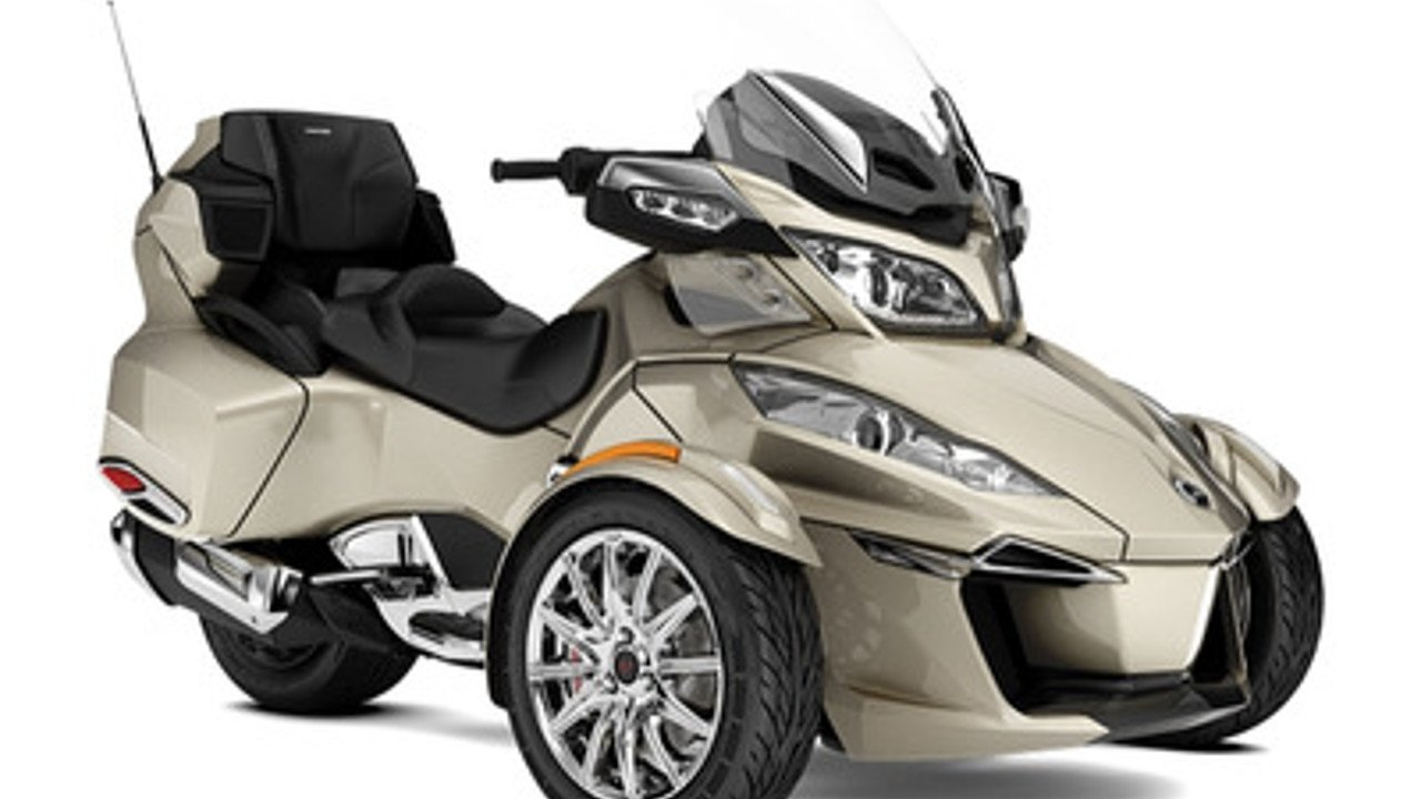 2018 Can-Am Spyder RT for sale 200534337