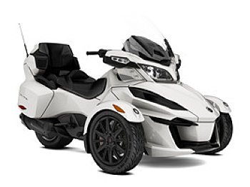 2018 Can-Am Spyder RT for sale 200536297