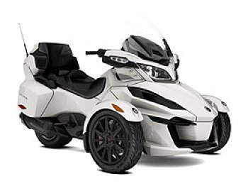 2018 Can-Am Spyder RT for sale 200536852