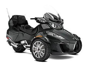 2018 Can-Am Spyder RT for sale 200537370