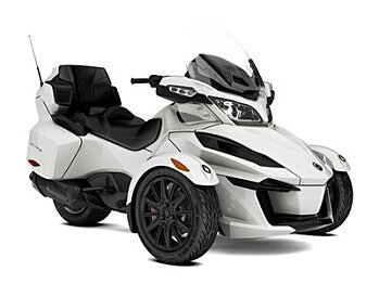 2018 Can-Am Spyder RT for sale 200538136
