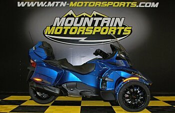 2018 Can-Am Spyder RT for sale 200538142