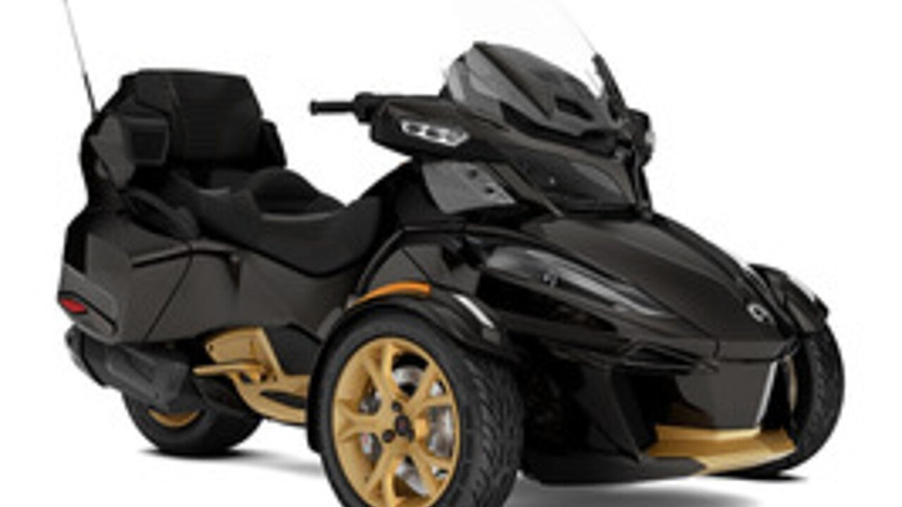 2018 Can-Am Spyder RT for sale 200545216