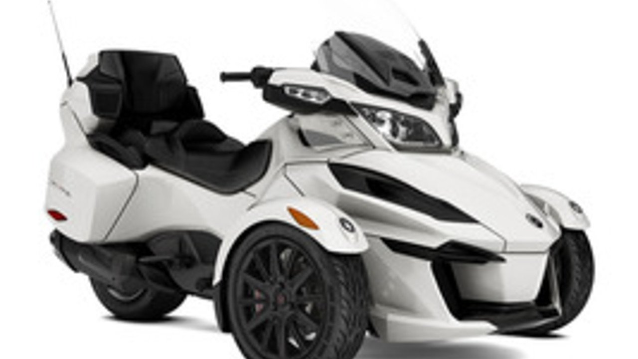 2018 Can-Am Spyder RT for sale 200545737