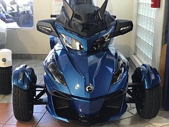 2018 Can-Am Spyder RT for sale 200549133