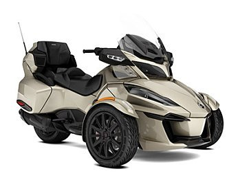 2018 Can-Am Spyder RT for sale 200566093
