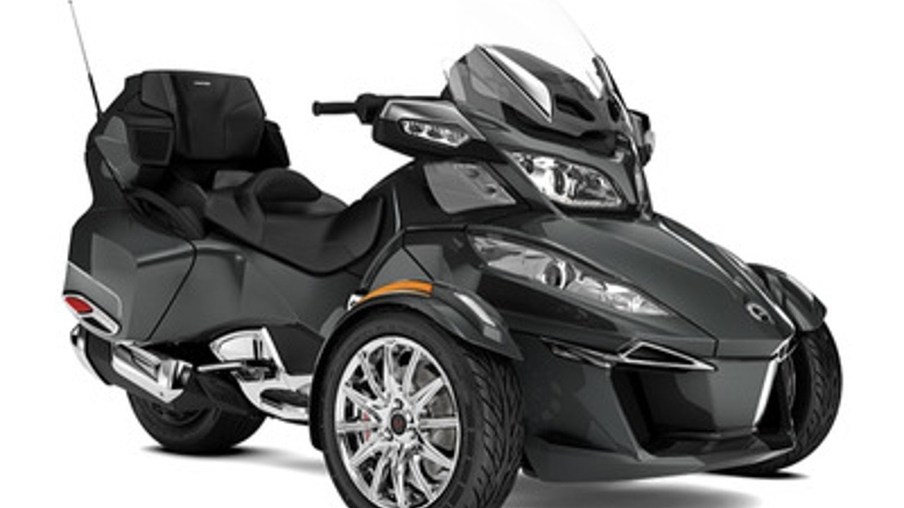 2018 Can-Am Spyder RT for sale 200569506