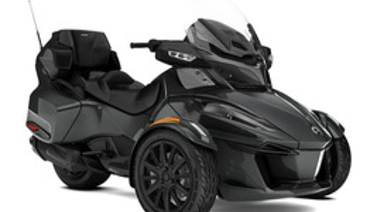 2018 Can-Am Spyder RT for sale 200579298