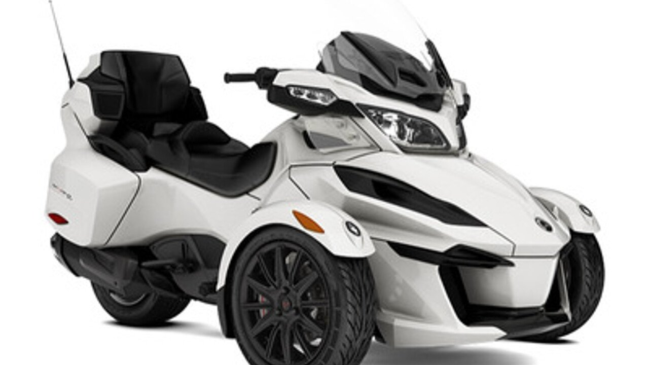 2018 Can-Am Spyder RT for sale 200581257