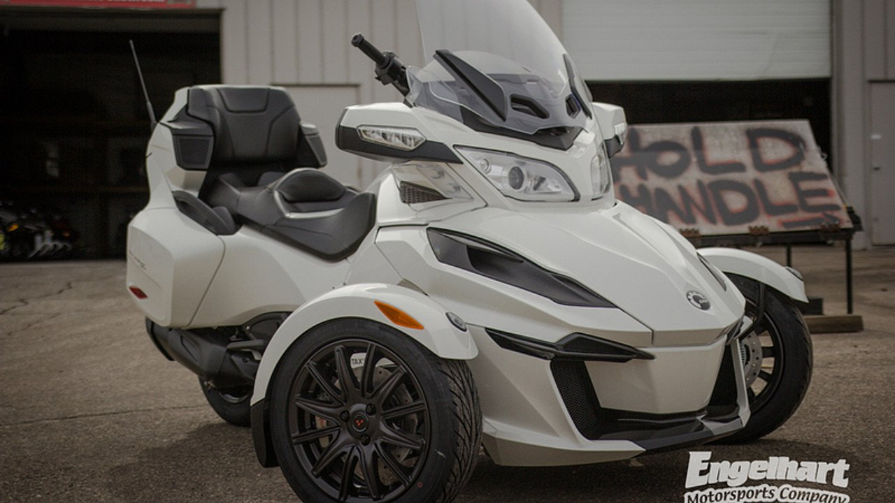 2018 Can-Am Spyder RT for sale 200582204