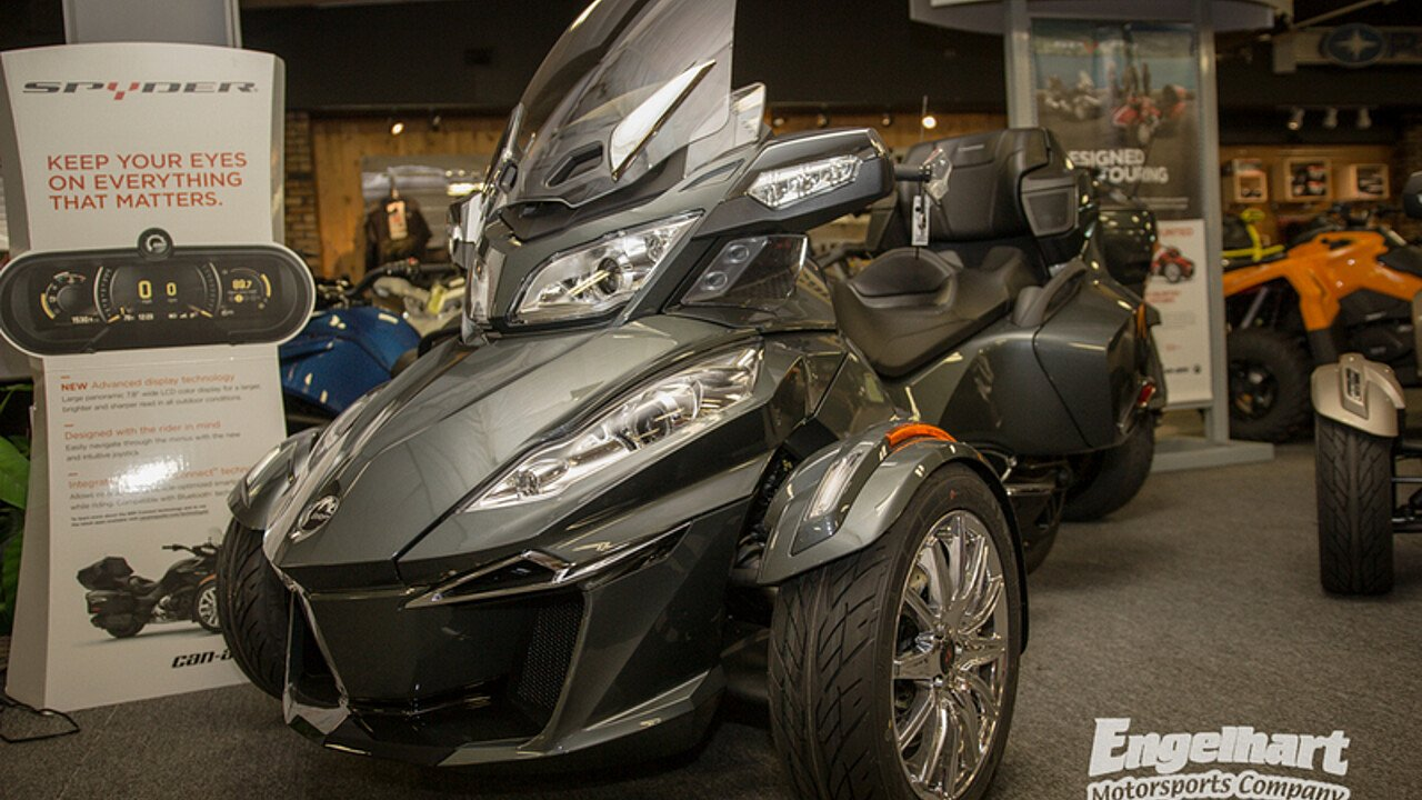 2018 Can-Am Spyder RT for sale 200582372
