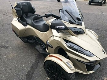 2018 Can-Am Spyder RT for sale 200584231