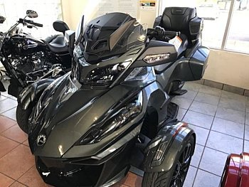 2018 Can-Am Spyder RT for sale 200584232