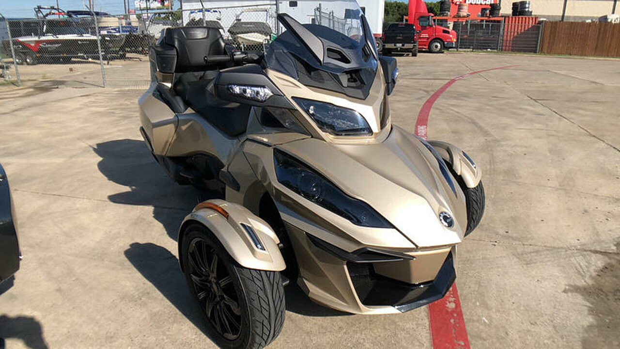 2018 Can-Am Spyder RT for sale 200591212