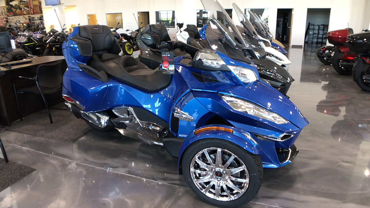 2018 Can-Am Spyder RT for sale 200592474