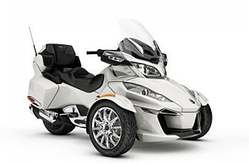 2018 Can-Am Spyder RT for sale 200600149
