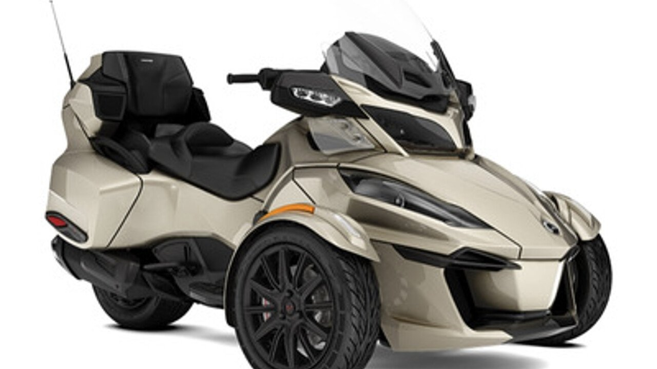 2018 Can-Am Spyder RT for sale 200609601