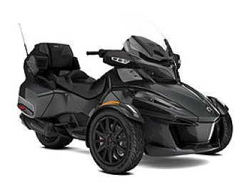 2018 Can-Am Spyder RT for sale 200611095