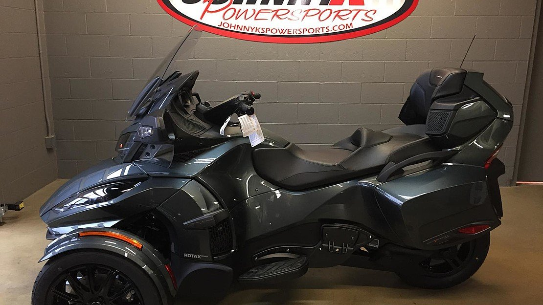 2018 Can-Am Spyder RT for sale 200625095