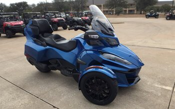 2018 Can-Am Spyder RT for sale 200534179
