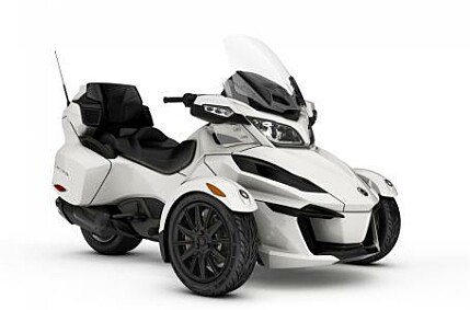 2018 Can-Am Spyder RT for sale 200534509