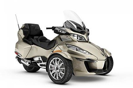 2018 Can-Am Spyder RT for sale 200580598