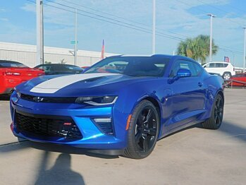 2018 Chevrolet Camaro SS Coupe for sale 100892811