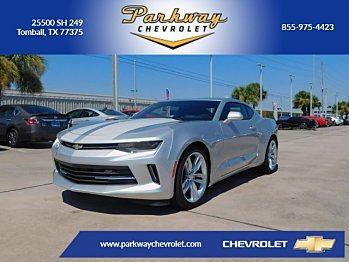 2018 Chevrolet Camaro for sale 100892812