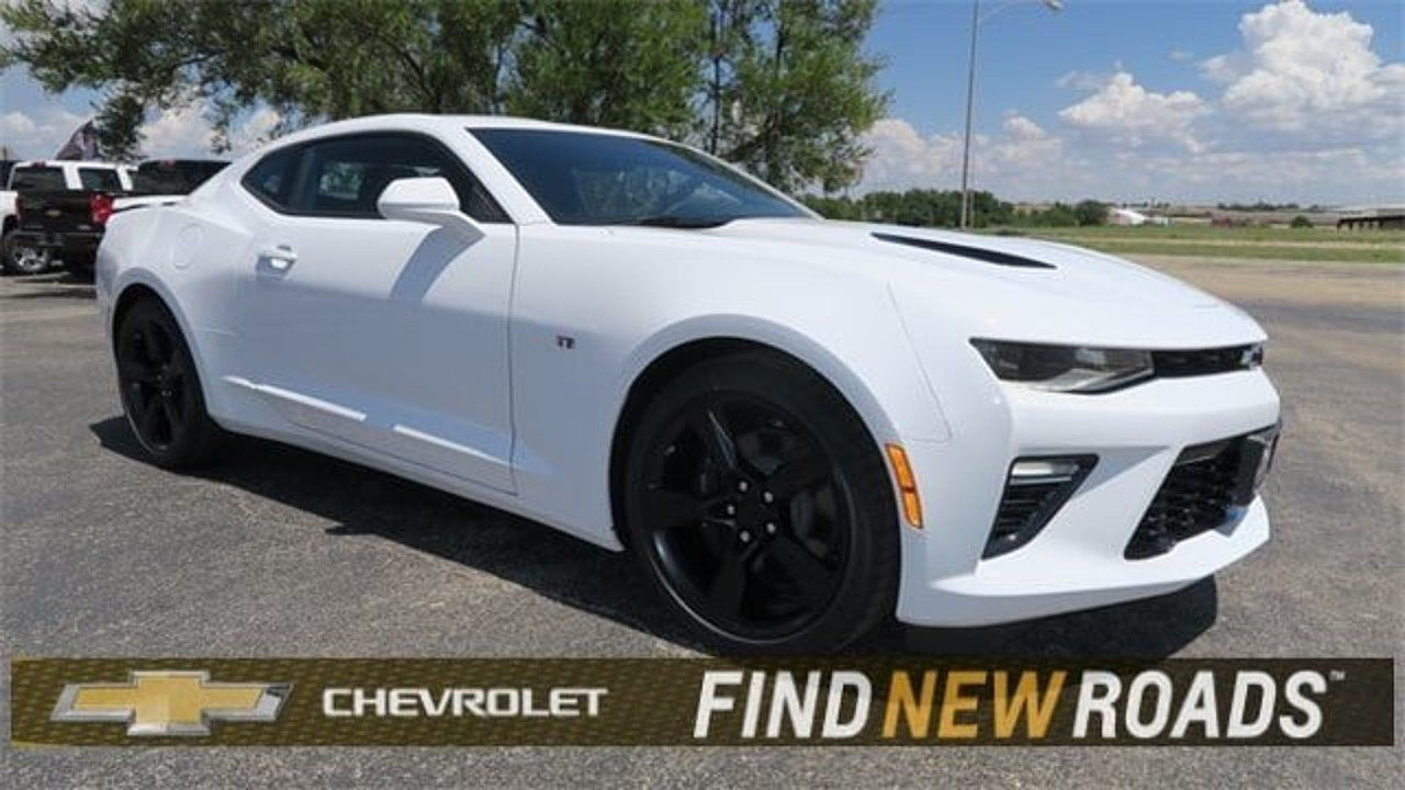 2018 Chevrolet Camaro SS for sale 100894777