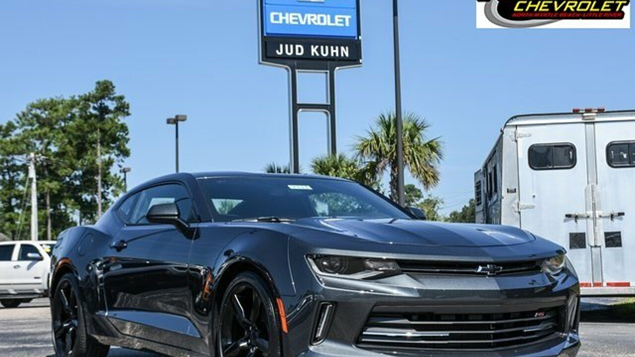 2018 Chevrolet Camaro LT Coupe for sale 100903656