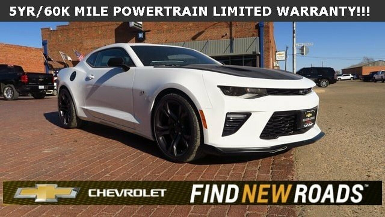 2018 Chevrolet Camaro for sale 100925722