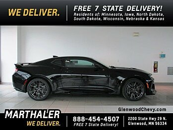 2018 Chevrolet Camaro for sale 100930788
