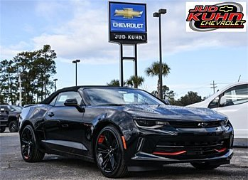 2018 Chevrolet Camaro for sale 100942920