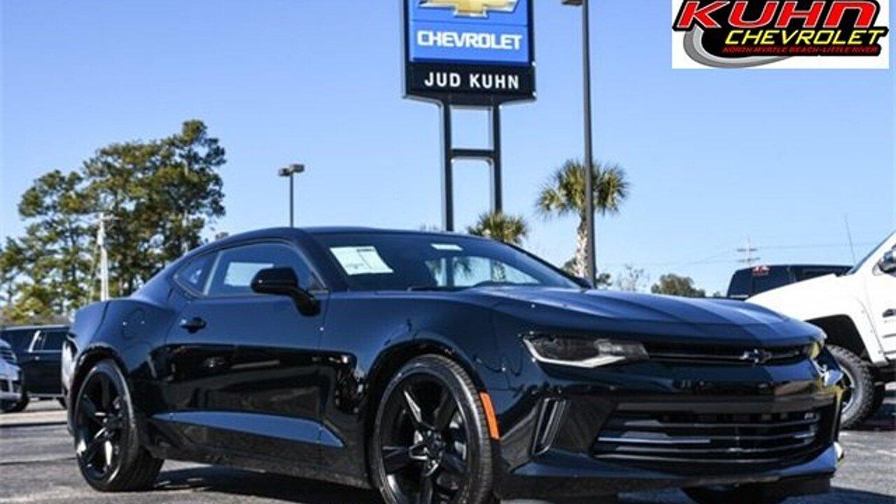 2018 Chevrolet Camaro for sale near Little River, South Carolina ...