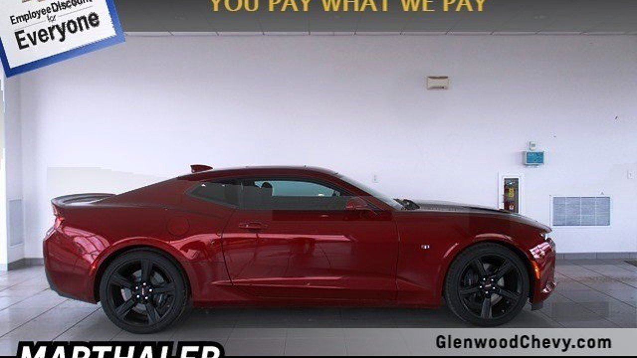 2018 Chevrolet Camaro for sale 100953104