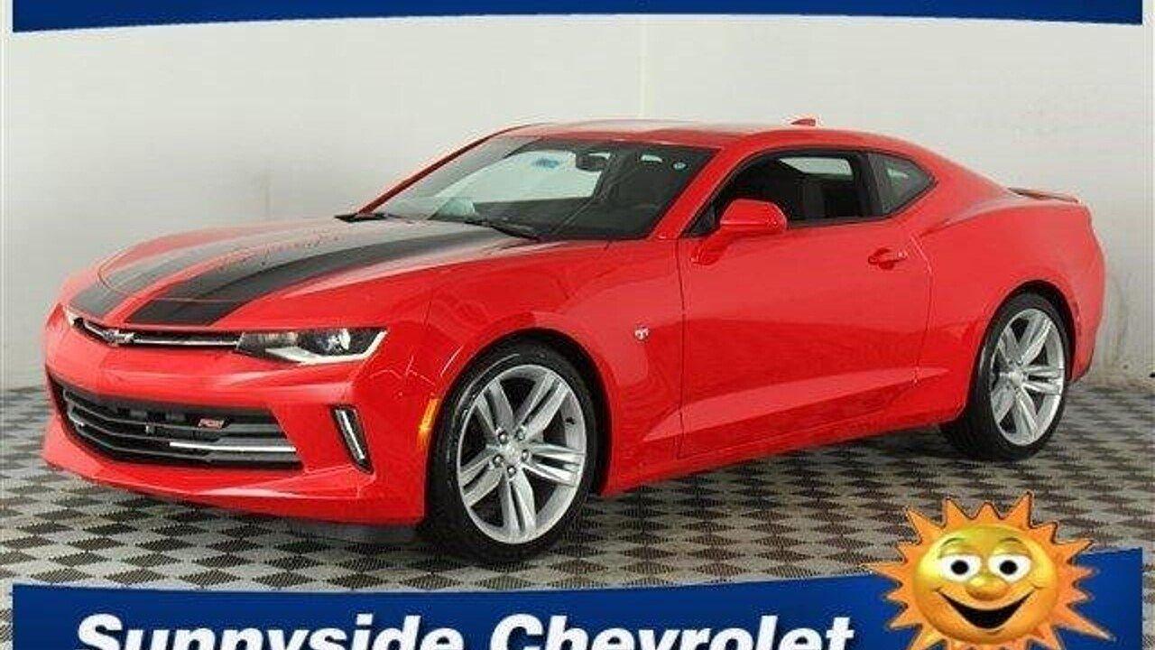 2018 Chevrolet Camaro for sale near Elyria, Ohio 44035 - Classics on ...