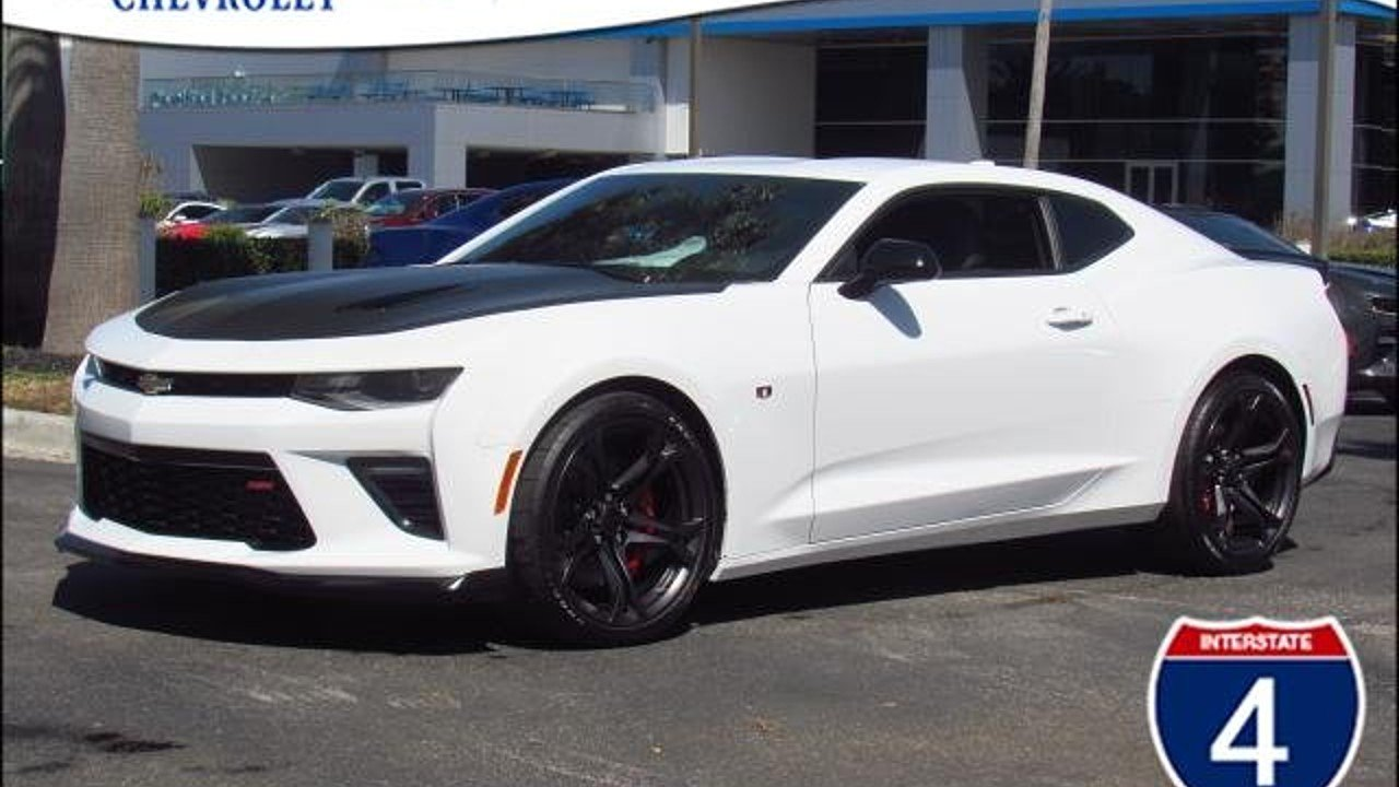 2018 Chevrolet Camaro SS Coupe for sale near Plant City, Florida ...