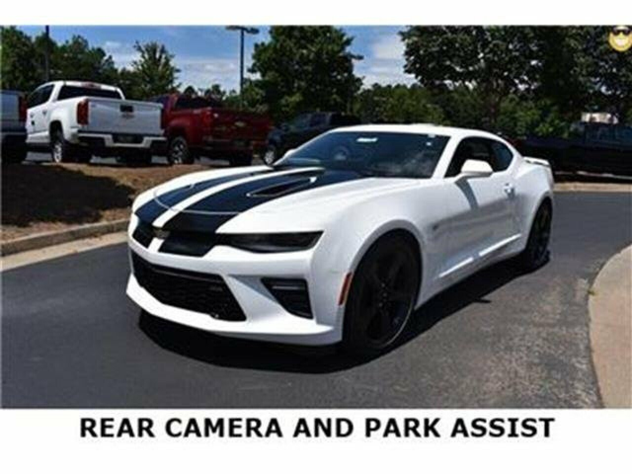 2018 Chevrolet Camaro Ss Coupe For Sale Near Canton