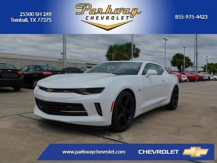 2018 Chevrolet Camaro LS Coupe for sale 100893474