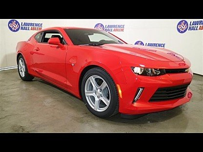 2018 Chevrolet Camaro LS Coupe for sale 100899467