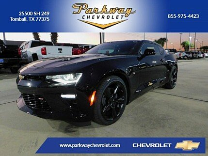 2018 Chevrolet Camaro SS Coupe for sale 100911464