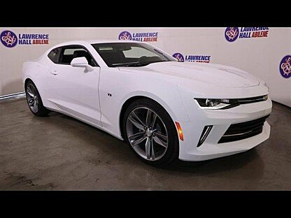 2018 Chevrolet Camaro LT Coupe for sale 100912139