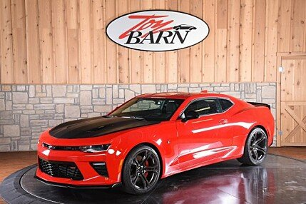 2018 Chevrolet Camaro SS for sale 100916440