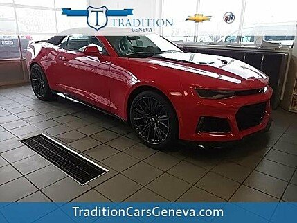 2018 Chevrolet Camaro ZL1 Convertible for sale 100928670