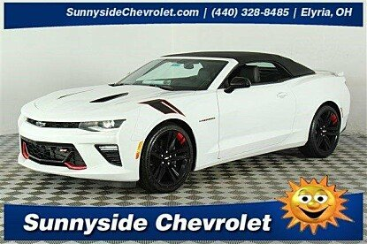 2018 Chevrolet Camaro SS Convertible for sale 100928818