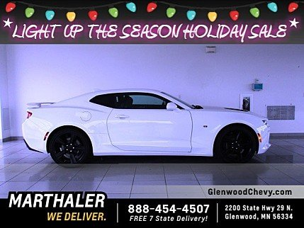2018 Chevrolet Camaro SS Coupe for sale 100930784