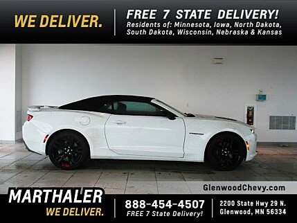 2018 Chevrolet Camaro for sale 100931224