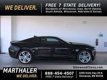 2018 Chevrolet Camaro LT Coupe for sale 100953100